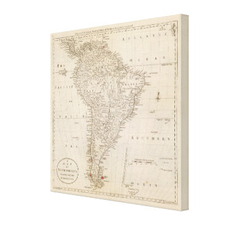 South America 16 Canvas Print