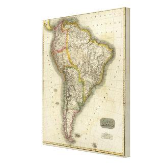South America 17 Canvas Print