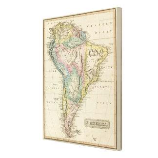 South America 18 Canvas Print