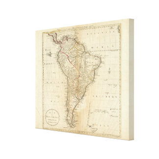 South America 18 Canvas Print