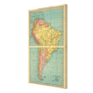 South America 19 Canvas Print