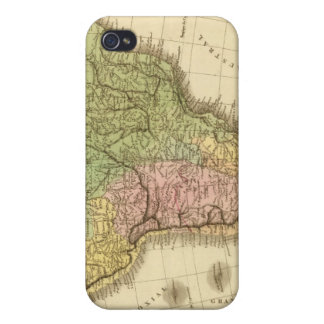 South America 20 iPhone 4/4S Covers