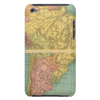 South America 20 iPod Case-Mate Cases