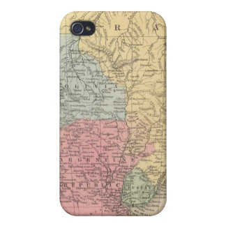 South America 21 iPhone 4/4S Case