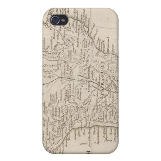 South America 21 iPhone 4/4S Covers
