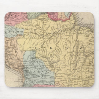 South America 21 Mouse Pad