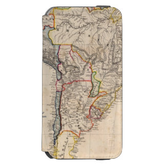 South America 25 Incipio Watson™ iPhone 6 Wallet Case