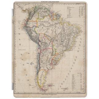 South America 25 iPad Cover