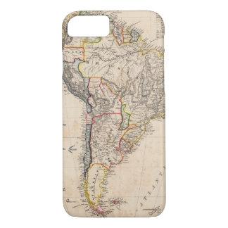 South America 25 iPhone 7 Case