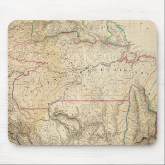 South America 25 Mouse Mat