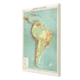 South America 27 Canvas Print