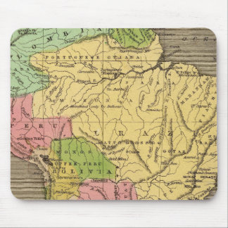 South America 27 Mouse Pad