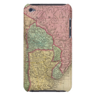 South America 28 iPod Touch Case