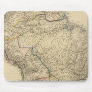 South America 28 Mouse Pad