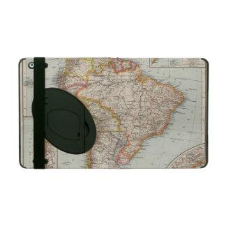 South America 2 iPad Cover