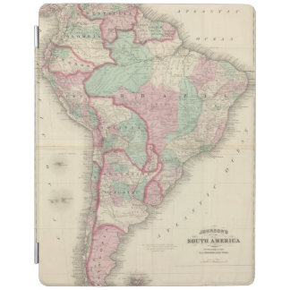 South America 2 iPad Cover