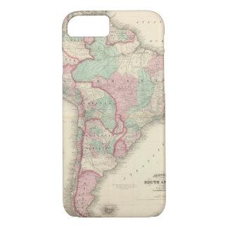 South America 2 iPhone 7 Case