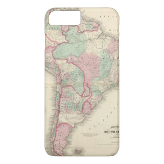 South America 2 iPhone 7 Plus Case