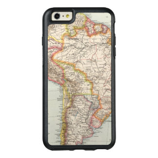 South America 2 OtterBox iPhone 6/6s Plus Case