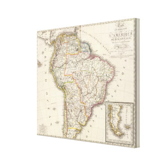 South America 31 Canvas Print