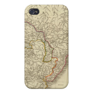 South America 31 Cover For iPhone 4