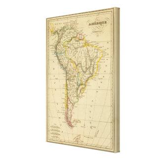 South America 33 Canvas Print