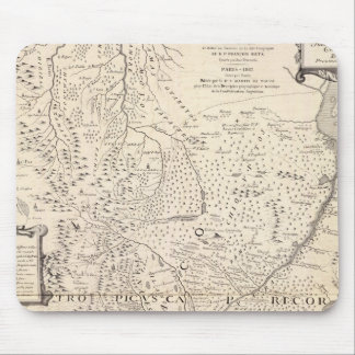 South America 33 Mouse Pad