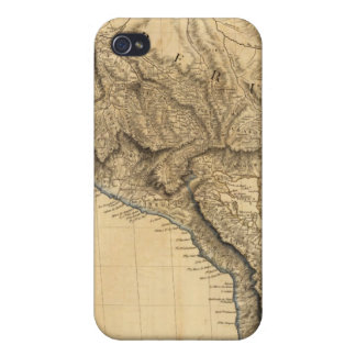 South America 34 Case For iPhone 4