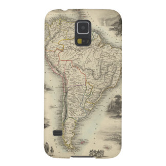 South America 35 Case For Galaxy S5