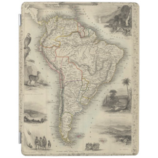 South America 35 iPad Cover