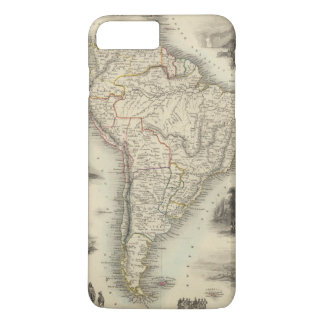 South America 35 iPhone 8 Plus/7 Plus Case