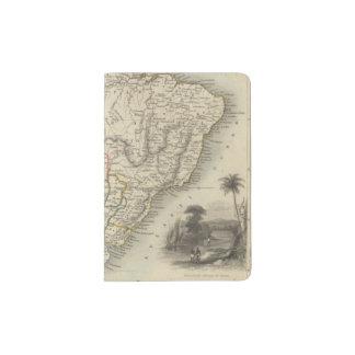 South America 35 Passport Holder