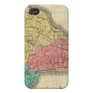 South America 39 Case For iPhone 4