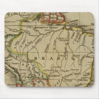 South America 3 Mouse Pad