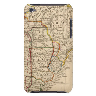 South America 40 Barely There iPod Cases