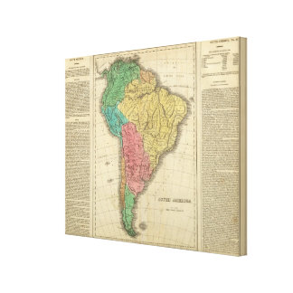 South America 40 Canvas Print