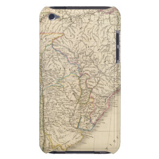 South America 41 Barely There iPod Cover