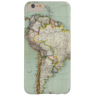 South America 42 Barely There iPhone 6 Plus Case