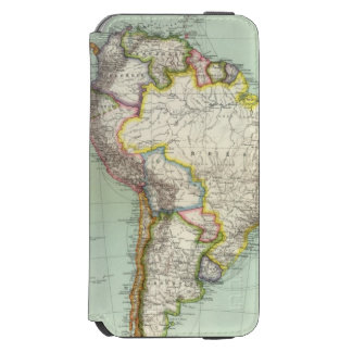South America 42 Incipio Watson™ iPhone 6 Wallet Case