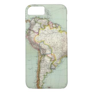 South America 42 iPhone 7 Case