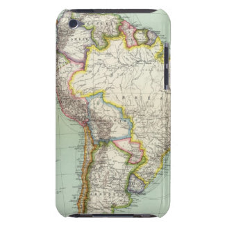 South America 42 iPod Case-Mate Case