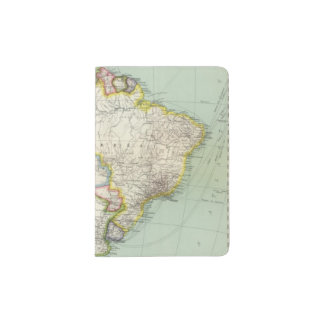 South America 42 Passport Holder