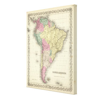 South America 43 Canvas Print