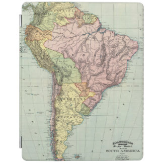 South America 43 iPad Cover