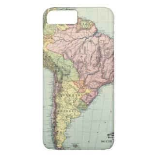 South America 43 iPhone 8 Plus/7 Plus Case