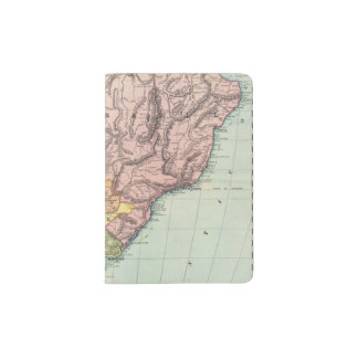 South America 43 Passport Holder