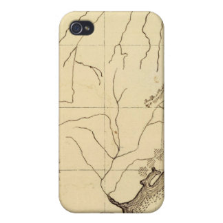 South America 4 Cases For iPhone 4
