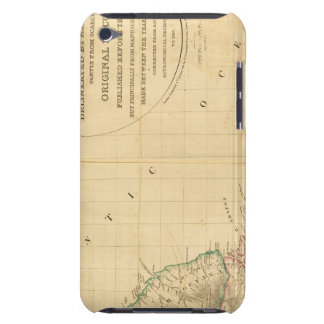 South America 5 iPod Touch Case
