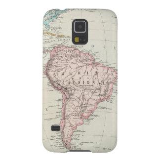 South America 6 Galaxy S5 Case