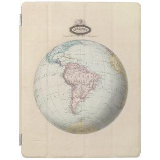 South America 6 iPad Cover